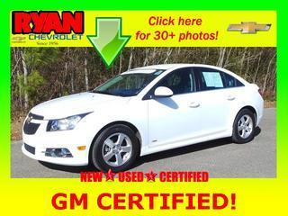 2013 Chevrolet Cruze Sedan for sale in Hattiesburg for $16,777 with 15,120 miles