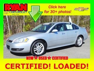 2013 Chevrolet Impala Sedan for sale in Hattiesburg for $17,777 with 33,799 miles.