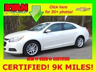 2014 Chevrolet Malibu Sedan for sale in Hattiesburg for $21,777 with 9,919 miles.