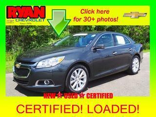 2015 Chevrolet Malibu Sedan for sale in Hattiesburg for $21,777 with 23,299 miles
