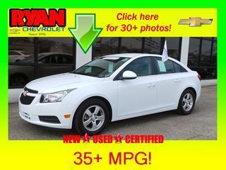 2014 Chevrolet Cruze Sedan for sale in Hattiesburg for $14,777 with 33,610 miles