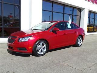 2014 Chevrolet Cruze Sedan for sale in Hattiesburg for $15,777 with 39,793 miles