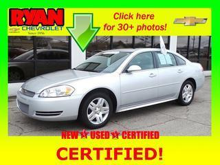 2014 Chevrolet Impala Limited Sedan for sale in Hattiesburg for $17,777 with 18,770 miles.