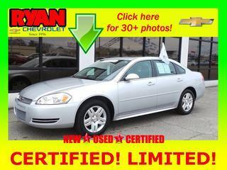 2014 Chevrolet Impala Limited Sedan for sale in Hattiesburg for $17,777 with 15,577 miles.