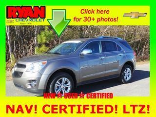 2012 Chevrolet Equinox SUV for sale in Hattiesburg for $19,777 with 60,971 miles.