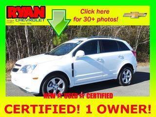 2014 Chevrolet Captiva Sport SUV for sale in Hattiesburg for $18,777 with 24,403 miles