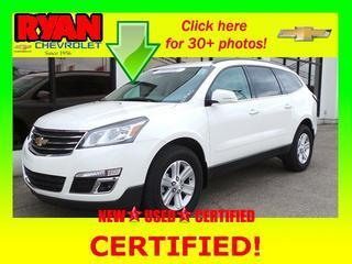 2014 Chevrolet Traverse SUV for sale in Hattiesburg for $32,777 with 12,209 miles