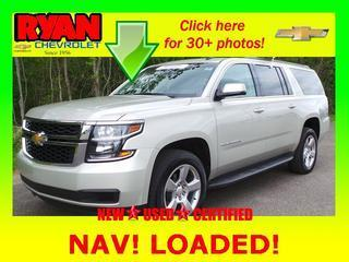 2015 Chevrolet Suburban SUV for sale in Hattiesburg for $49,777 with 28,153 miles