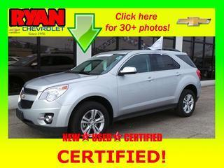 2014 Chevrolet Equinox SUV for sale in Hattiesburg for $22,777 with 34,830 miles.