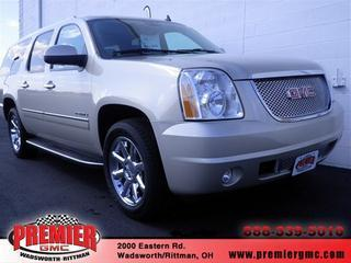 2013 GMC Yukon XL SUV for sale in Rittman for $41,990 with 57,445 miles