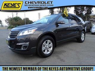 2013 Chevrolet Traverse SUV for sale in Los Angeles for $28,998 with 5,245 miles.