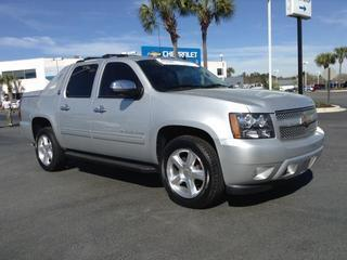 2013 Chevrolet Avalanche Crew Cab Pickup for sale in Charleston for $34,878 with 44,444 miles