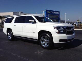 2015 Chevrolet Suburban SUV for sale in Charleston for $51,614 with 20,425 miles.