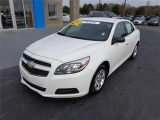 2013 Chevrolet Malibu Sedan for sale in Easley for $18,900 with 14,691 miles.