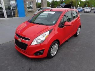 2014 Chevrolet Spark Hatchback for sale in Easley for $13,645 with 25,628 miles