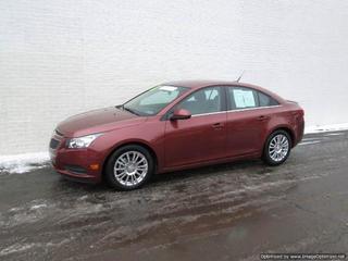2013 Chevrolet Cruze Sedan for sale in Hazleton for $13,795 with 32,728 miles.