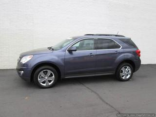 2013 Chevrolet Equinox SUV for sale in Hazleton for $24,495 with 15,705 miles.