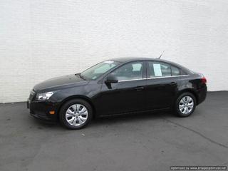 2012 Chevrolet Cruze Sedan for sale in Hazleton for $13,995 with 24,073 miles.