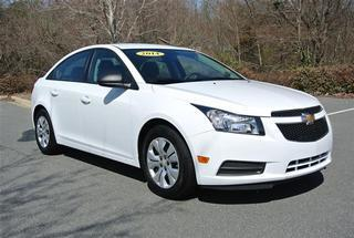 2014 Chevrolet Cruze Sedan for sale in Monroe for $15,809 with 14,062 miles