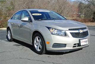 2014 Chevrolet Cruze Sedan for sale in Monroe for $15,869 with 33,520 miles.