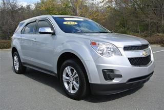 2013 Chevrolet Equinox SUV for sale in Monroe for $18,988 with 32,944 miles