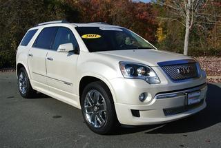 2011 GMC Acadia SUV for sale in Monroe for $32,609 with 49,595 miles.