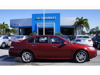 2013 Chevrolet Impala Sedan for sale in Vero Beach for $15,201 with 41,639 miles.