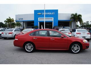 2013 Chevrolet Impala Sedan for sale in Vero Beach for $15,800 with 43,616 miles.