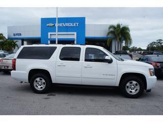 2014 Chevrolet Suburban SUV for sale in Vero Beach for $34,995 with 25,597 miles.