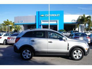 2013 Chevrolet Captiva Sport SUV for sale in Vero Beach for $16,300 with 36,994 miles.