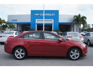 2014 Chevrolet Cruze Sedan for sale in Vero Beach for $16,200 with 34,851 miles.
