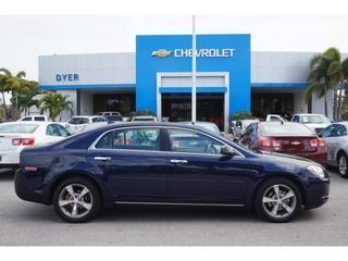 2012 Chevrolet Malibu Sedan for sale in Vero Beach for $15,995 with 30,573 miles.