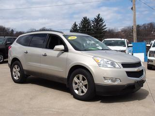 2011 Chevrolet Traverse SUV for sale in Pittsburgh for $19,907 with 52,486 miles.