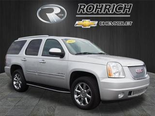 2013 GMC Yukon SUV for sale in Pittsburgh for $44,699 with 22,776 miles.