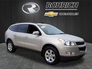 2012 Chevrolet Traverse SUV for sale in Pittsburgh for $23,279 with 48,365 miles