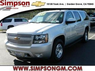 2011 Chevrolet Suburban SUV for sale in Garden Grove for $29,991 with 52,490 miles.