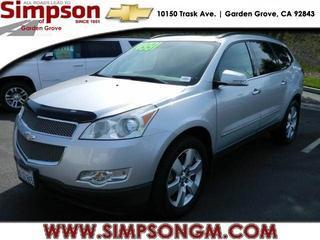 2009 Chevrolet Traverse SUV for sale in Garden Grove for $24,991 with 60,346 miles.
