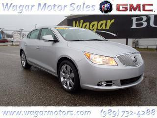 2011 Buick LaCrosse Sedan for sale in Gaylord for $18,995 with 38,489 miles.