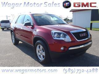 2012 GMC Acadia SUV for sale in Gaylord for $20,995 with 21,634 miles.