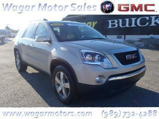 2011 GMC Acadia SUV for sale in Gaylord for $23,495 with 64,207 miles
