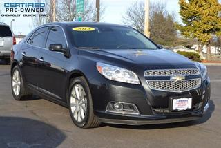 2013 Chevrolet Malibu Sedan for sale in Lowell for $19,995 with 18,013 miles.