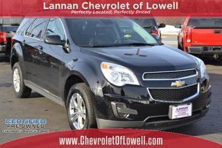 2014 Chevrolet Equinox SUV for sale in Lowell for $25,995 with 12,107 miles