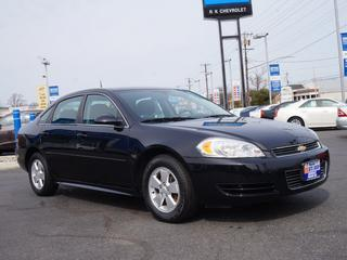 2011 Chevrolet Impala Sedan for sale in Vineland for $13,495 with 56,252 miles