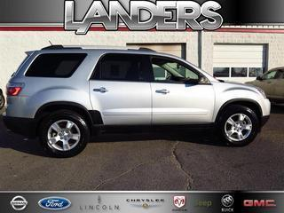 2011 GMC Acadia SUV for sale in Southaven for $21,990 with 51,562 miles.
