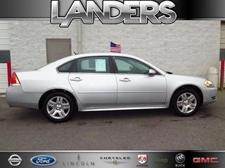 2014 Chevrolet Impala Limited Sedan for sale in Southaven for $17,995 with 18,118 miles.