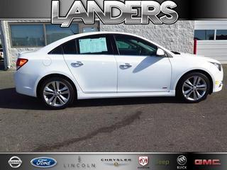 2014 Chevrolet Cruze Sedan for sale in Southaven for $18,995 with 13,624 miles.