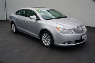 2012 Buick LaCrosse Sedan for sale in San Diego for $20,488 with 11,271 miles