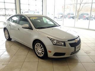2013 Chevrolet Cruze Sedan for sale in Springfield for $13,488 with 8,136 miles