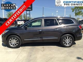 2014 Buick Enclave SUV for sale in San Antonio for $34,995 with 17,571 miles.