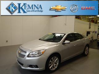 2013 Chevrolet Malibu Sedan for sale in Fort Dodge for $19,800 with 39,189 miles.